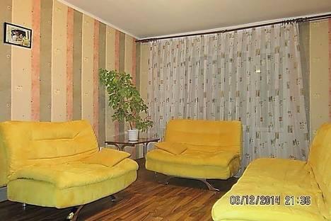 Сдается 2-комнатная квартира посуточнов Усть-Каменогорске, Ауэзова, 20.