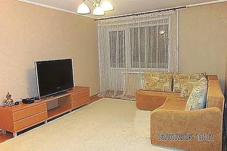 Сдается 1-комнатная квартира посуточнов Усть-Каменогорске, Протозанова, 123.