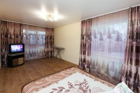 Сдается 1-комнатная квартира посуточно в Новосибирске, Гоголя, 33.