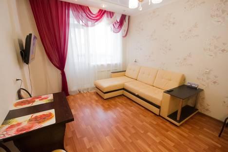 Сдается 1-комнатная квартира посуточнов Новосибирске, ул. Плановая, 50.