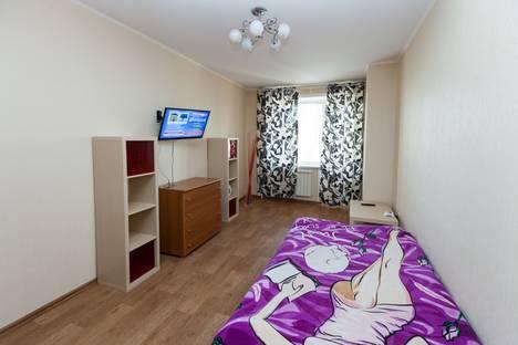 Сдается 1-комнатная квартира посуточнов Оби, ул. Галущака, д.4.