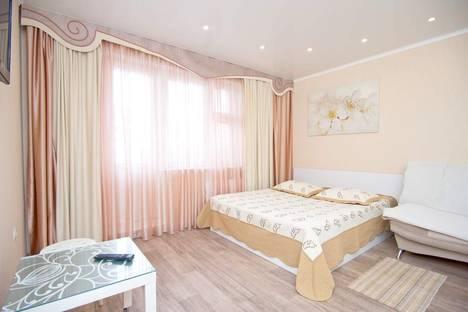 Сдается 1-комнатная квартира посуточно в Новосибирске, Горский, 63/1.