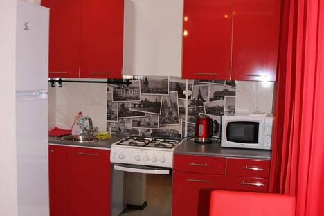 Сдается 1-комнатная квартира посуточно, ул. Комсомольская, 9.