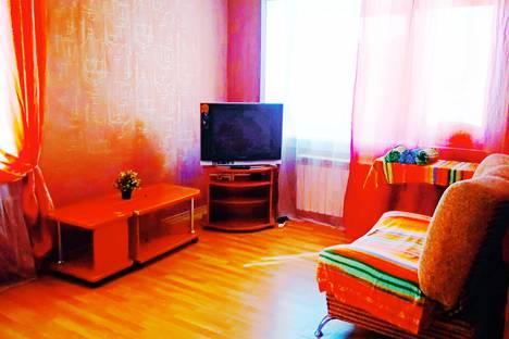 Сдается 1-комнатная квартира посуточно, ленина 79.