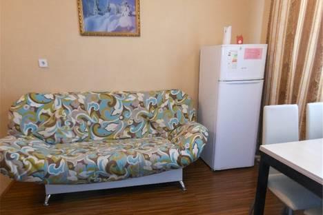 Сдается 2-комнатная квартира посуточнов Омске, ул.Карла Маркса проспект д. 14.