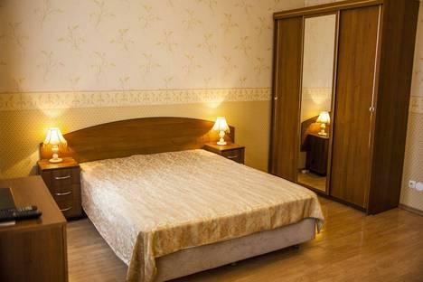Сдается 2-комнатная квартира посуточно в Кисловодске, ул. Красноармейская, д.11.