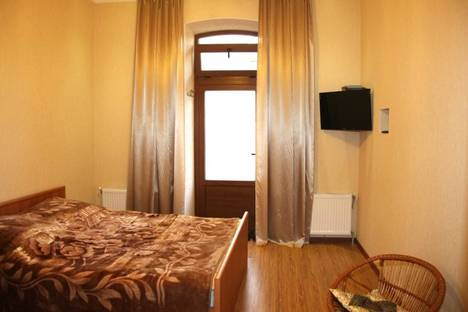 Сдается 1-комнатная квартира посуточно в Кисловодске, ул. Яновского, д. 4.