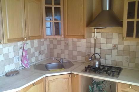 Сдается 2-комнатная квартира посуточно в Анапе, ул. Крымская, 185.