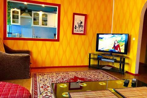 Сдается 2-комнатная квартира посуточно в Гомеле, Мазурова, 46.