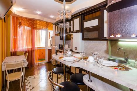Сдается 1-комнатная квартира посуточно в Анапе, Зеленая улица, д. 1а до моря 15 минут пешком.