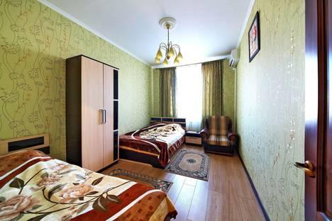 Сдается 1-комнатная квартира посуточнов Витязеве, Кати Соловьяновой улица, д. 84.