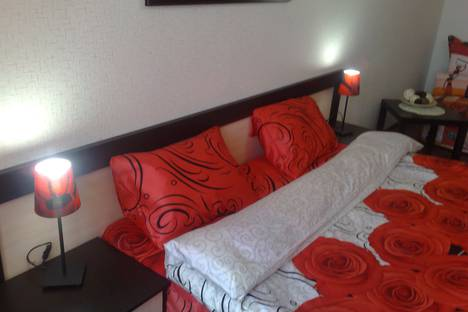 Сдается 1-комнатная квартира посуточно в Анапе, ул. 40 лет Победы, 1Б.