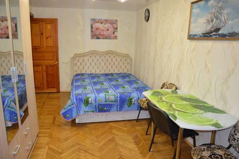 Сдается 1-комнатная квартира посуточно в Ялте, Республика Крым,Московская улица, 43.