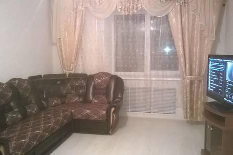 Сдается 1-комнатная квартира посуточнов Оренбурге, Просторная 25/1.