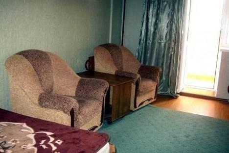 Сдается 1-комнатная квартира посуточнов Воронеже, переулок Ольховый,  2ж.