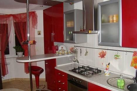 Сдается 2-комнатная квартира посуточно в Смоленске, ул. Тенишевой, 10.