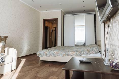 Сдается 1-комнатная квартира посуточно в Иркутске, Карла Либкнехта 114.