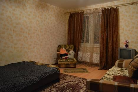 Сдается 1-комнатная квартира посуточнов Лосино-Петровском, 11 Парковая улица, 52.