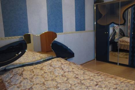Сдается 2-комнатная квартира посуточно в Когалыме, ул. Ленинградская 51.