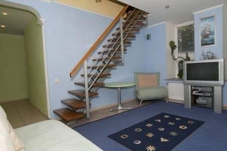 Сдается 3-комнатная квартира посуточно в Ялте, Чехова улица, д. 19.