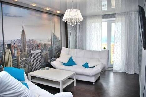 Сдается 1-комнатная квартира посуточно в Златоусте, Гагарина кв.Медик 4а.