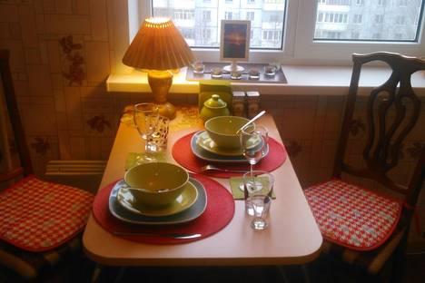 Сдается 1-комнатная квартира посуточнов Казани, ул. Адоратского, 27а.