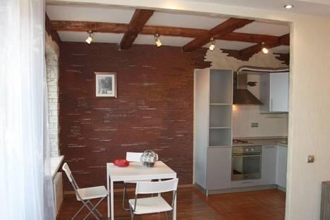 Сдается 1-комнатная квартира посуточнов Санкт-Петербурге, ул. Тележная 30.