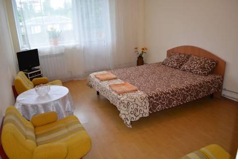 Сдается 2-комнатная квартира посуточнов Приморском, пер.Танкистов,1.