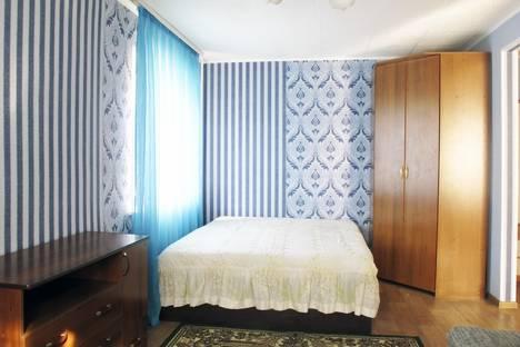 Сдается 1-комнатная квартира посуточно в Красноярске, ул. Аэровокзальная 2г.