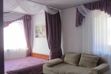 Сдается 1-комнатная квартира посуточно в Алупке, Ульяновых улица, д. 14.