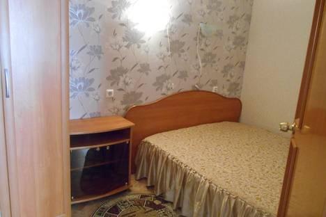 Сдается 2-комнатная квартира посуточнов Ханты-Мансийске, Энгельса 58.