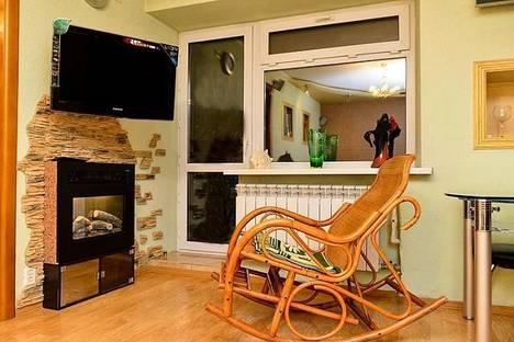 Сдается 2-комнатная квартира посуточно в Караганде, Бульвар Мира 27.