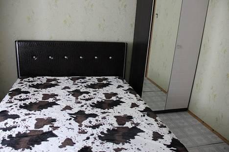 Сдается 3-комнатная квартира посуточно в Павлодаре, Камзина 20.