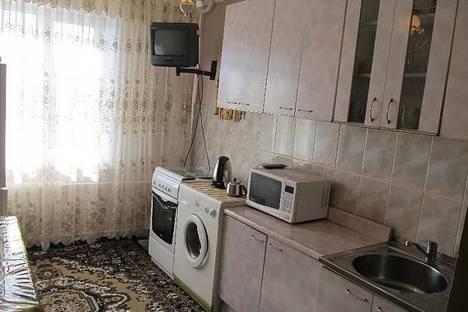 Сдается 2-комнатная квартира посуточно в Павлодаре, ул. Толстого д.68.