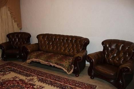 Сдается 3-комнатная квартира посуточно в Павлодаре, ул. Толстого д. 68.