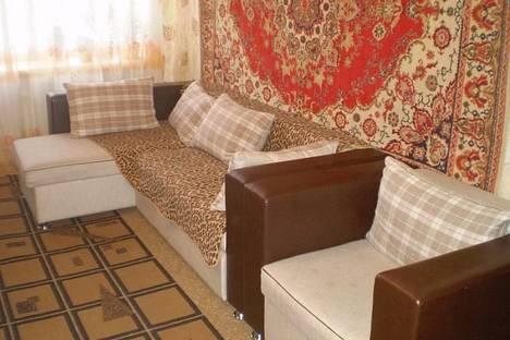 Сдается 3-комнатная квартира посуточнов Павлодаре, ул. Камзина д. 20.