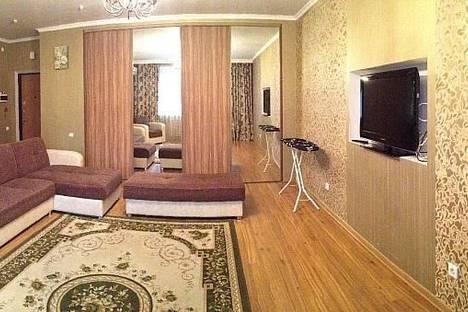 Сдается 1-комнатная квартира посуточно в Астане, ул. Алматы, д.13.