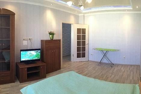 Сдается 1-комнатная квартира посуточно в Астане, Ул. Туркестан, д.4.