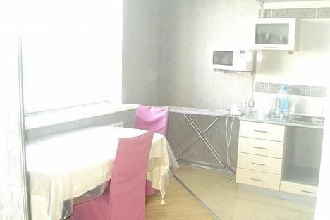 Сдается 1-комнатная квартира посуточно в Астане, Сыганак 18.