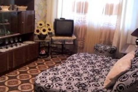 Сдается 2-комнатная квартира посуточнов Караганде, проспект Бухар жырау, 38.