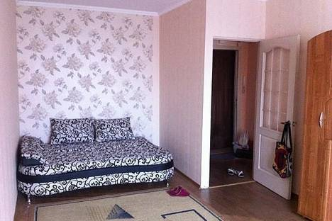 Сдается 1-комнатная квартира посуточно в Астане, Абылайхана 6/3.