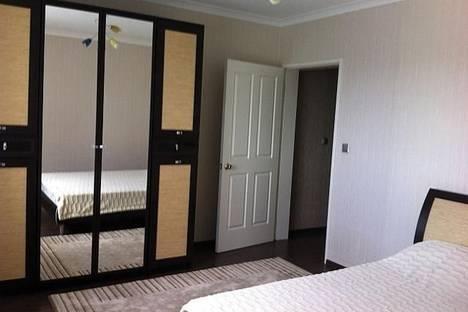 Сдается 3-комнатная квартира посуточно в Астане, Самал 2.