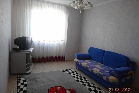Сдается 3-комнатная квартира посуточно в Астане, Абая 8.