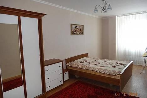Сдается 2-комнатная квартира посуточно в Астане, Кенесары 52.