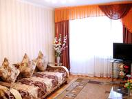 Сдается посуточно 1-комнатная квартира в Алматы. 42 м кв. ул. Маркова, д. 47А