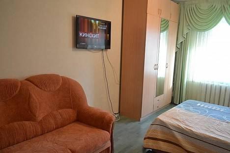 Сдается 1-комнатная квартира посуточно в Астане, пр. Республики, 34.