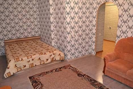 Сдается 1-комнатная квартира посуточно в Астане, пр. Республики, 4/1.