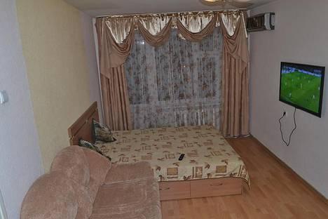 Сдается 1-комнатная квартира посуточно в Астане, пр.Республики, 8.