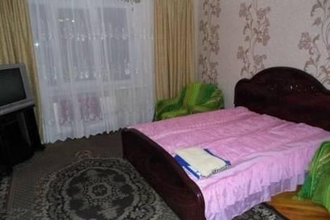 Сдается 2-комнатная квартира посуточно, Бевза 36.