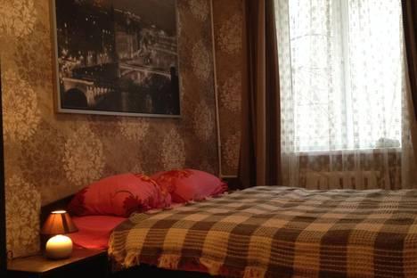 Сдается 1-комнатная квартира посуточнов Балашихе, Советская, 11.